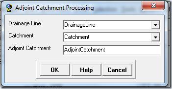 ventana Adjoint Catchment Processing